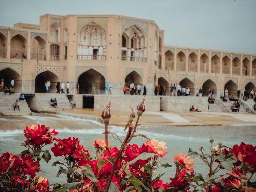 isfahan river iran
