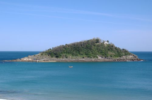 isla santa clara spring san sebastian