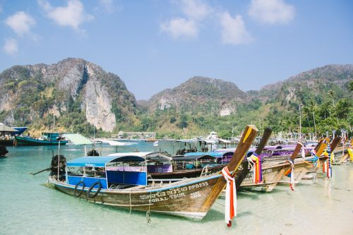 islands phi phi thailand