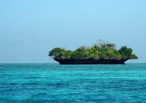 island zanzibar ocean