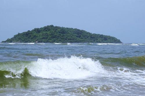 island kurumgadh sea