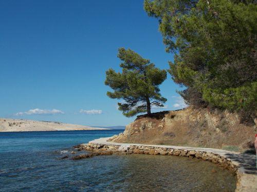 island sea adriatic sea