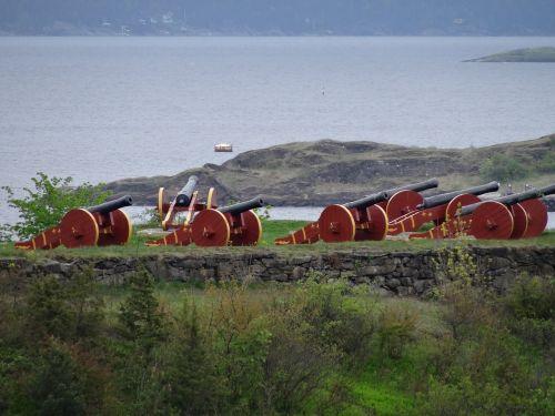 island canons norway