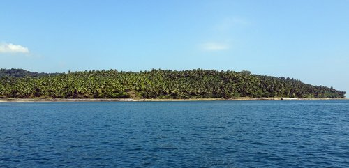 island  sea  andaman
