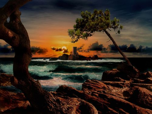 island gold dramont esterel