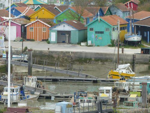 island of oleron cabins port