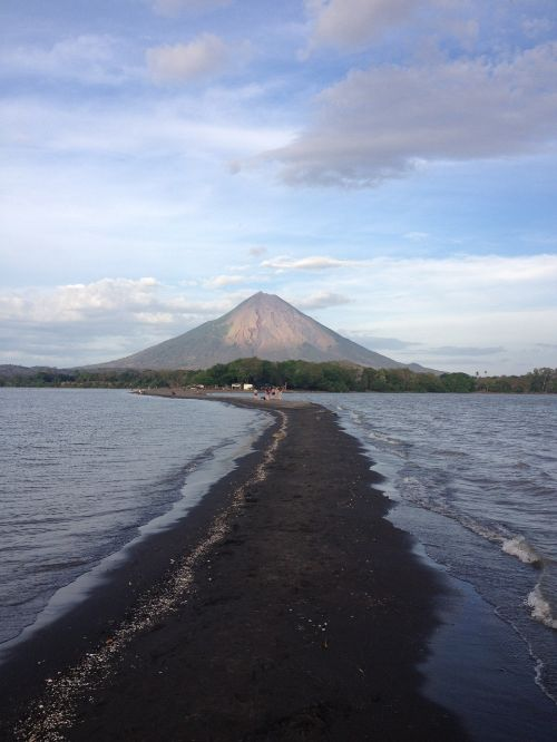 island ometepe nicaragua central america