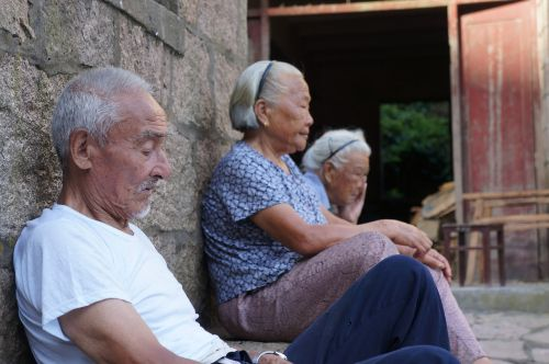 islands stay for the elderly lonely