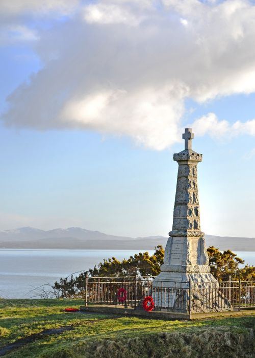 islay cenotaph remembrance