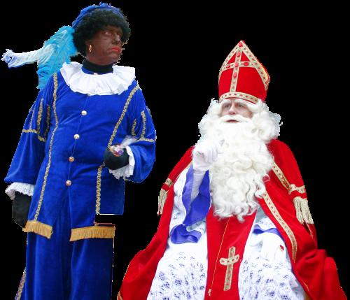 isolated nicholas christmas