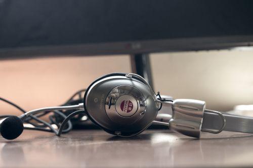 isolated equipment headphone