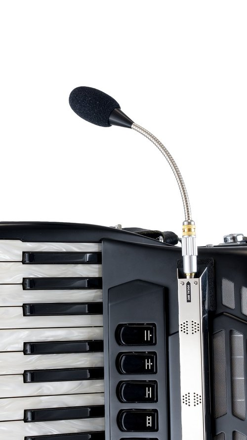 isolated  sound  equipment
