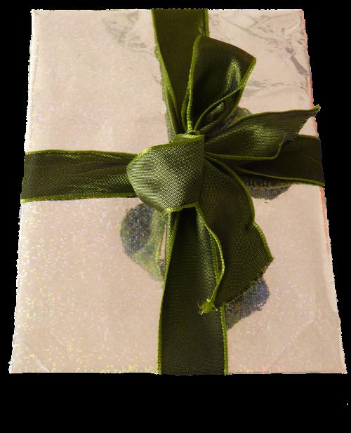 izoliuotas,žalias,gimtadienis,apdaila,atiduoti,vakarėlis,Dovanų dėžutė,juosta,dovanos