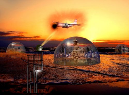 izoliacija,orlaivis,utopija,fantazija,virtualus kraštovaizdis,Photoshop,manipuliavimas nuotraukomis
