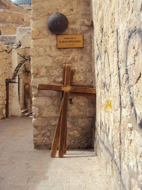 israel holy land stations of the cross