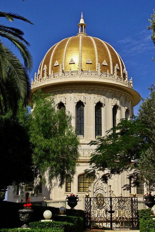 israel haifa bahá ' í faith