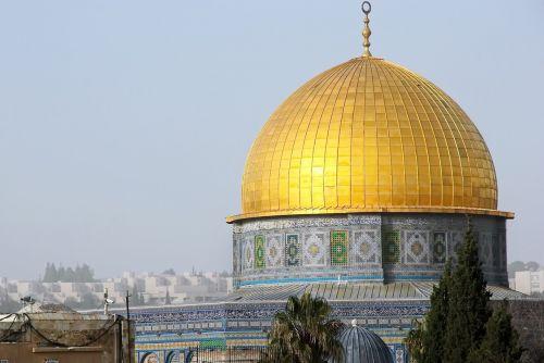 israel jerusalem dome