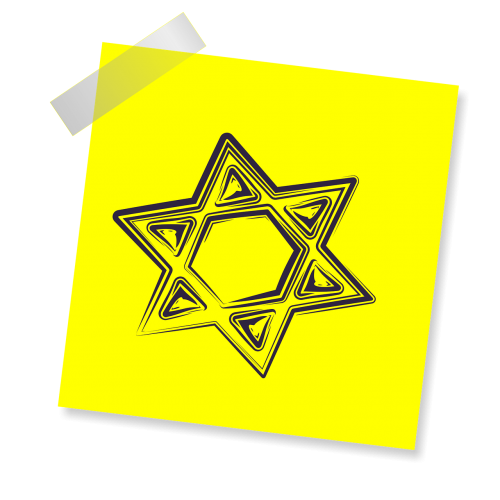 israel star of david jewish