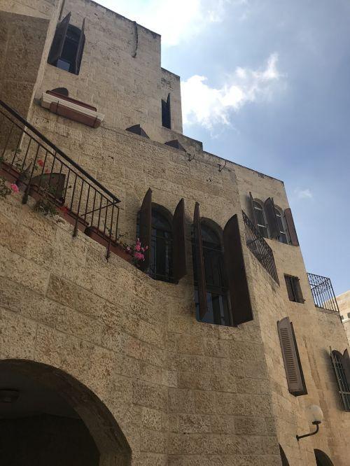 israel jerusalem architecture