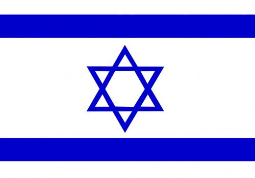 israel flag state of israel