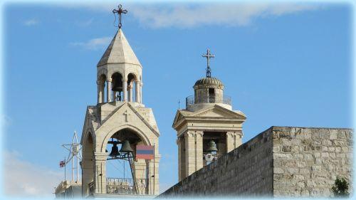 israel bethlehem church