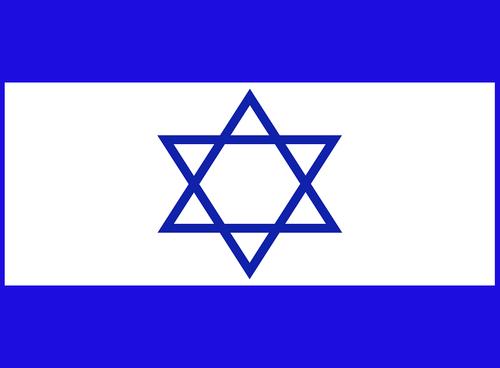 israel flag  graphic  world