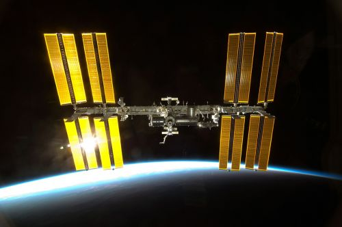 iss international space station astronaut