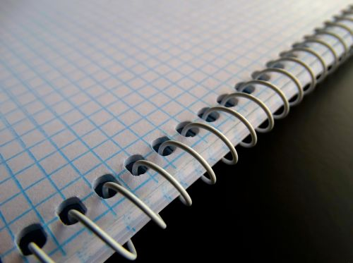 issue spiral notebook spiral