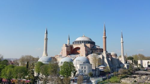istanbul church hagia