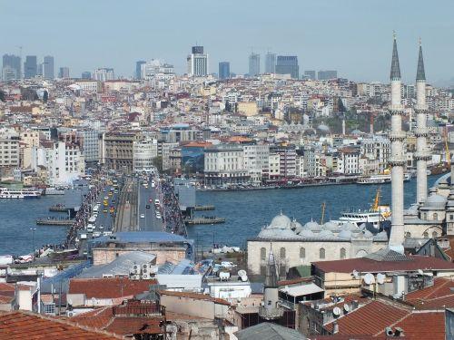 istanbul landscape peace