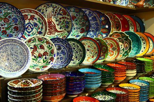 istanbul turkey grand bazaar