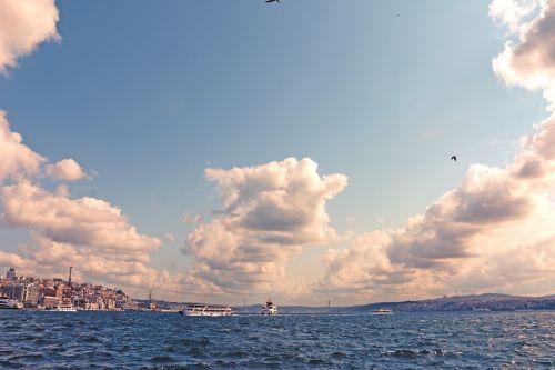 istanbul bosphorus v