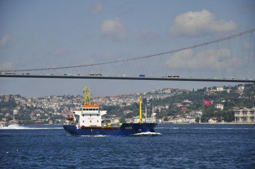 istanbul strait bridge