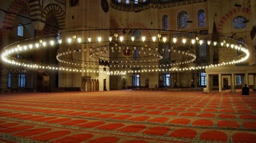 istanbul mosque turkey