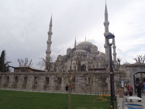 istanbul mosque islam