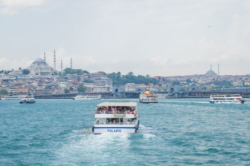 istanbul ship sultanahmet