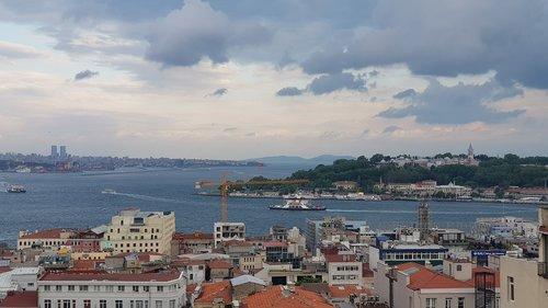 istanbul  bosphorus  historical peninsula