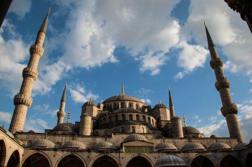 istanbul mosque muslim