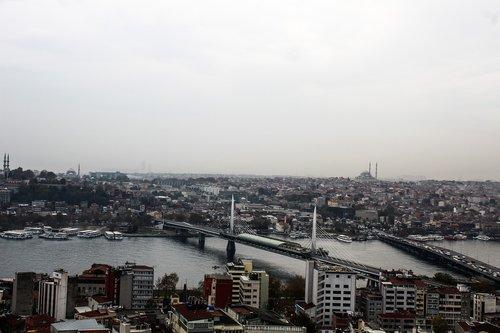istanbul  galata  eminönü