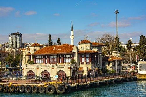 istanbul  iskele  marine