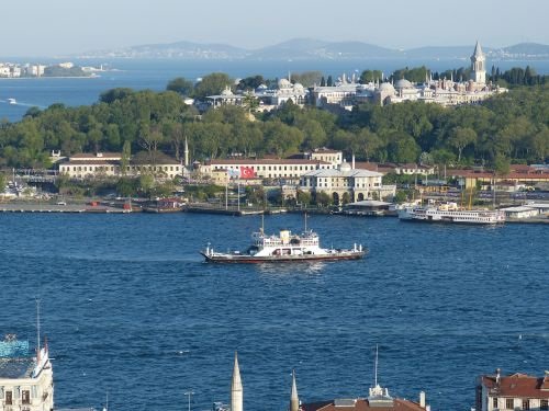 istanbul turkey bosphorus