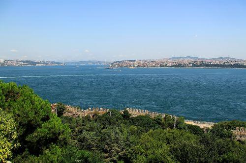 istanbul throat landscape