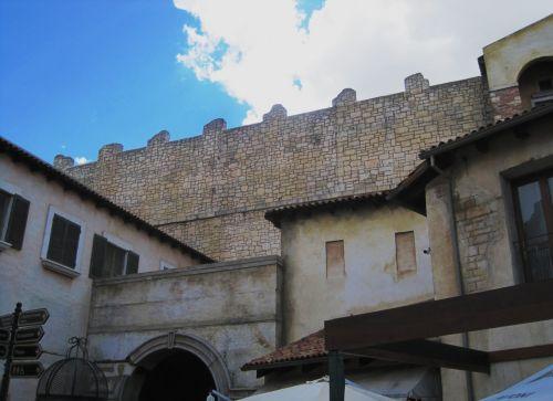 Italian Style Buildings