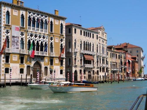 italy venice ghent-channel