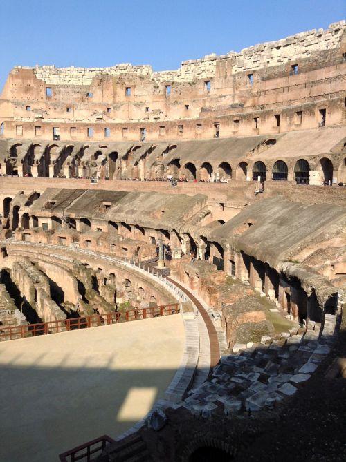 italy colosseum rome