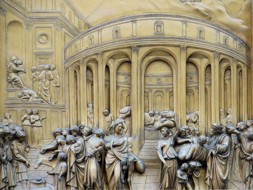 italy florence baptistery