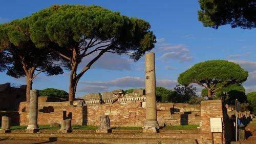italy ostia antica