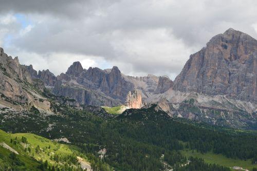 italy mountain alps
