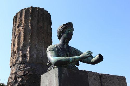 italy pompei roman