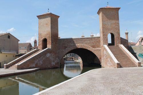 italy trepponti bridge